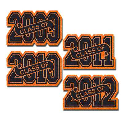 CC16.  'Class Of' Patch