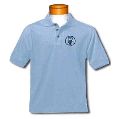 LEM3800. School Golf Shirt