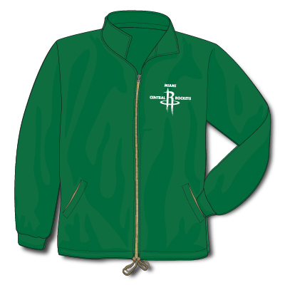 CR4. Lightweight Sideline Jacket