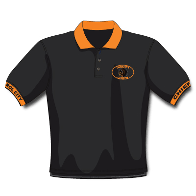 1CC500. Winner Golf Shirt